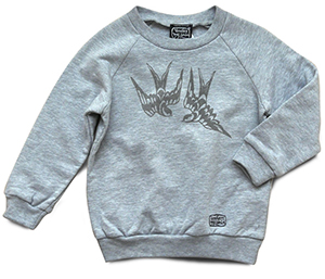 Sweat-shirt enfant Under my skin